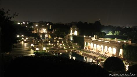 Agra, The Oberoi Amarvilas Hotel.019