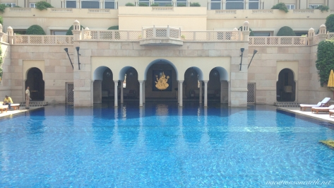 Agra, The Oberoi Amarvilas Hotel.024