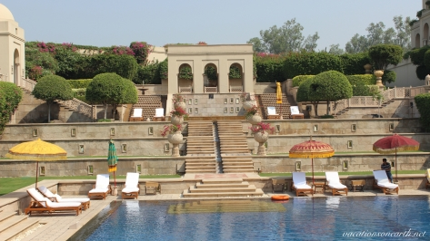 Agra, The Oberoi Amarvilas Hotel.027
