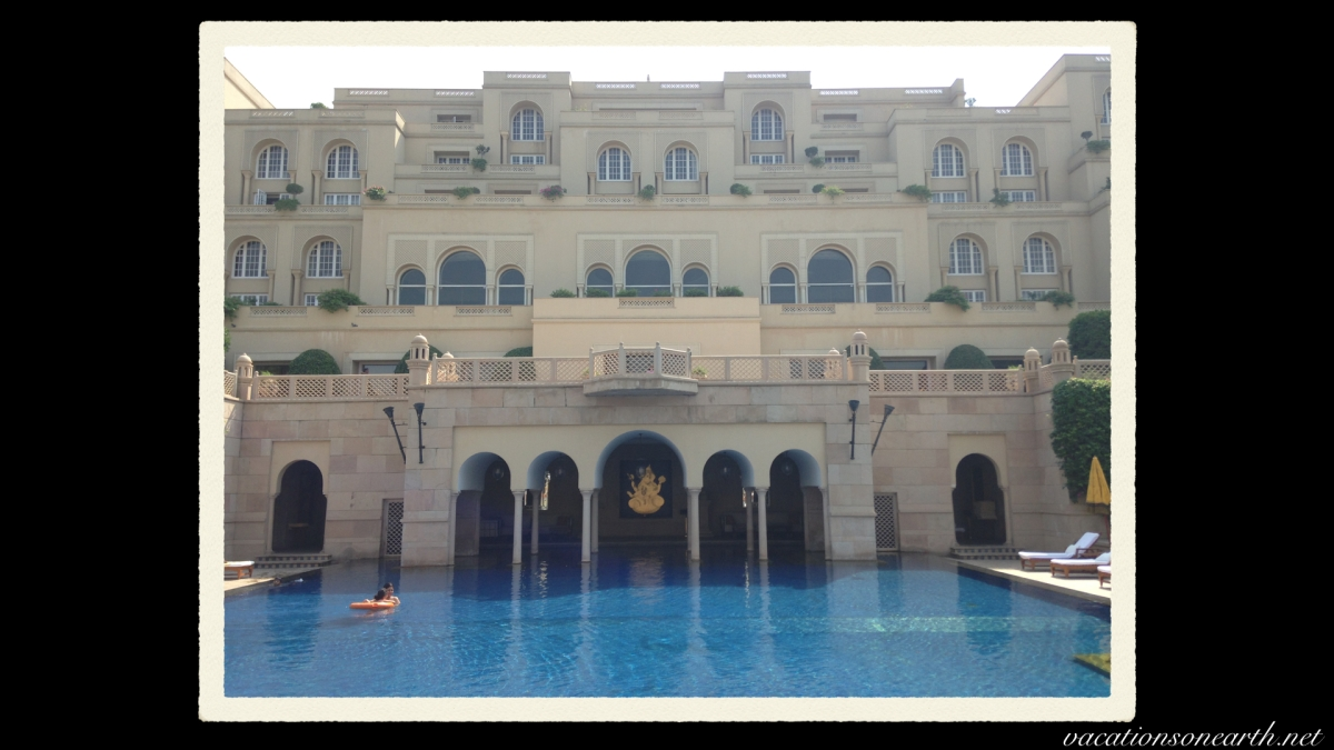 The Oberoi Amarvilas Hotel, Agra, India