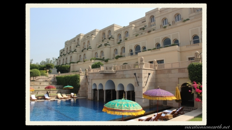 Agra, The Oberoi Amarvilas Hotel.033