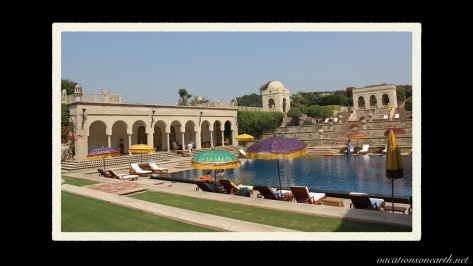 Agra, The Oberoi Amarvilas Hotel.036