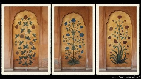 Agra, The Oberoi Amarvilas Hotel.048