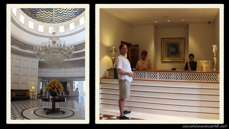 Agra, The Oberoi Amarvilas Hotel.051