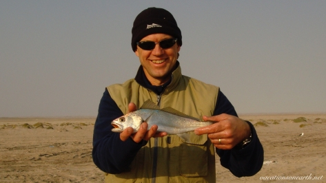 Fishing in Namibia 2010.001