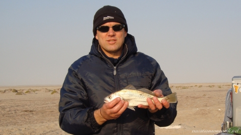 Fishing in Namibia 2010.002