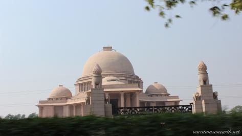 New Delhi to Agra drive.003