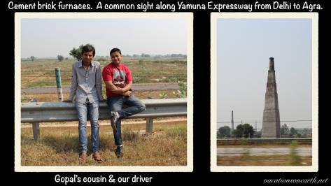 New Delhi to Agra drive.006