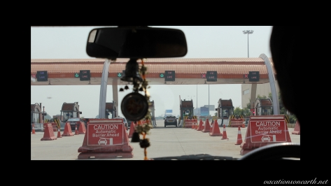 New Delhi to Agra drive.007