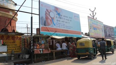 New Delhi to Agra drive.017