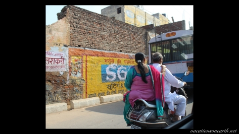New Delhi to Agra drive.018