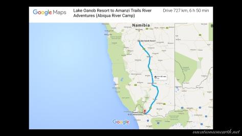 Oanob Dam to Orange River, Amanzi Trails, Sep 2013.022