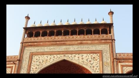 Taj Mahal, Agra, India.006