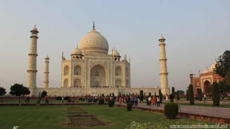 Taj Mahal, Agra, India.021
