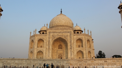 Taj Mahal, Agra, India.029