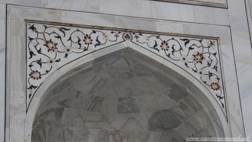 Taj Mahal, Agra, India.074