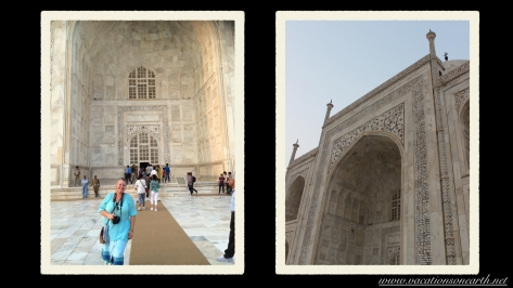 Taj Mahal, Agra, India.078