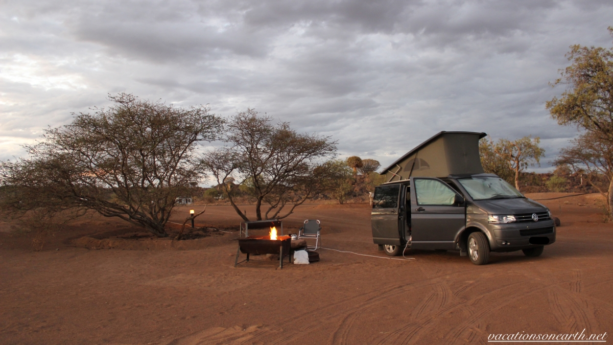Quivertree Forest Rest Camp, Keetmanshoop, Namibia