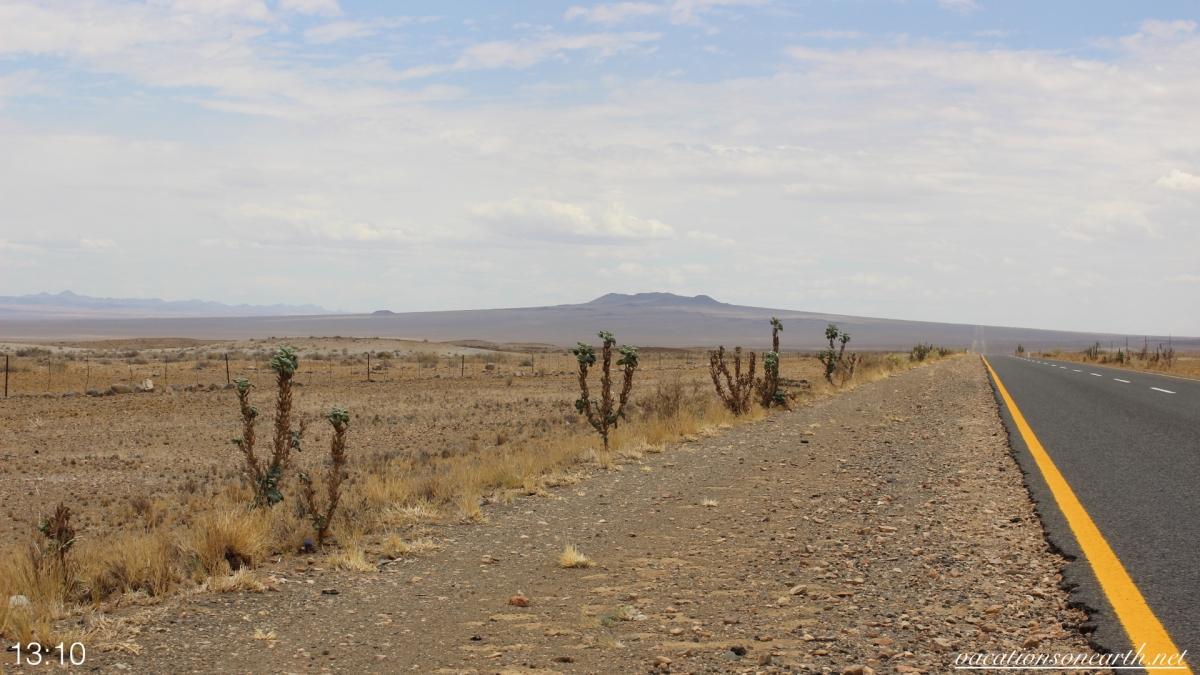 Noordoewer to Keetmanshoop, Karas region