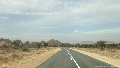 Road from Noordoewer to Keetmanshoop, Namibia, Dec 2015.005